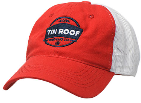 Tin Roof Hat Logo