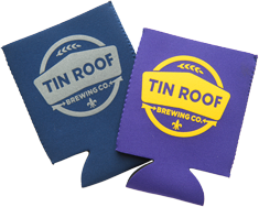 Tin Roof - koozies