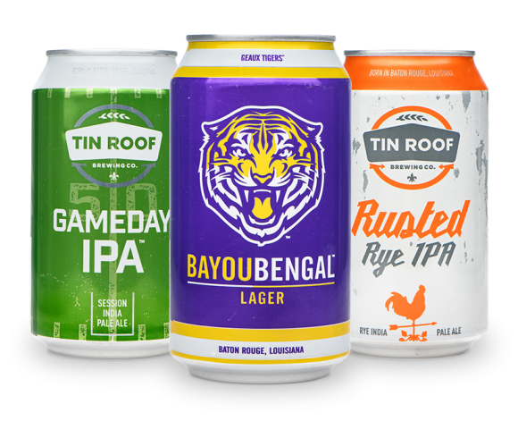 Shop Merch Tin Roof Brewing Co